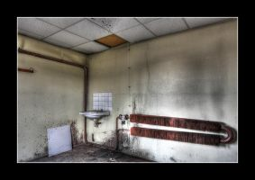 Locker Room Heating by 2510620