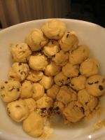 The Great Wall of Cookie Dough by OpalMist