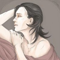 Loki Laufeyson. Tenderness v.2 by the-ALEF