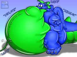 Pooltoy Bloat by minnagowaseiryuu