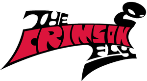 The Crimson Fly: Logo by SkipperWing