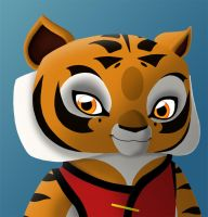 Little Tigress by northstar2x