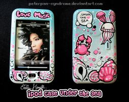 iPod Case Under the Sea by PeterPan-Syndrome