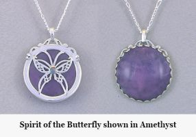 Spirit of the Butterfly by KellyMorgenJewelry