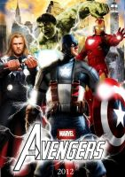 My Avengers Intl Poster by D1sloyalSubj3ct