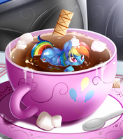 Cup-o-Dash by KnifeH