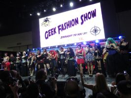 Comikaze Expo 2014: Geek Fashion Show 66 by iancinerate