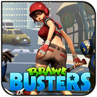 Brawl Busters Dock Icon by Lionhearte