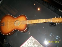 George Harrisons guitar by GoodDaySunShineXD