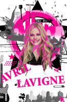 Avril Lavigne Wallpaper_2 by bellapester