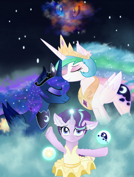 Starlight Saves The Day by REMcMaximus