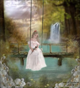 The swing by miliana63