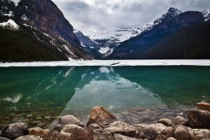 Lake Louise, Canada. by Lash-Upon-Lash