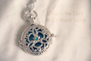 Glow in the Dark Locket by kiran-freak