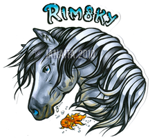 Rimsky badge by Janaita