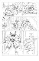 Wolverine page 3 by florencuevas