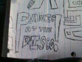 Panic at the Disco by CrashSolar