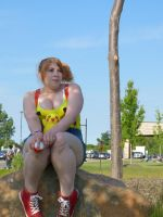 Misty Cosplay: ColossalCon III by LolitaLibrarian