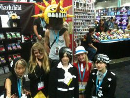 Anime Expo 2012 Under the Sun by Fainting-Ostrich