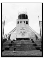 2009 Wales - Liverpool Cathedral 01 by adamwolf