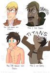 SNK is entirely horrifying by Wowza-Wowzers