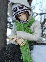 Winter in the Park - Georg IX by idrilkeps