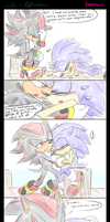 .:Sonadow:. Reflection Pg. 26 by SEGAMew