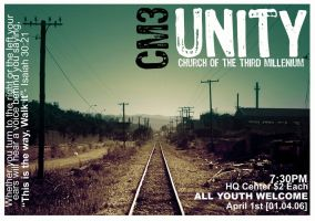 Unity Flyer Design by carla22