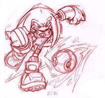 Striker Charged Knuckles-redo by CKT-INC
