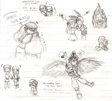 +Anima doodles -- OLD by ShadowDemon101