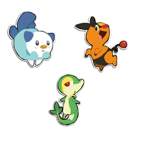 pokemonomons by LordBoop