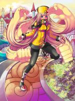 Millia Rages on!! by garitoaga2006