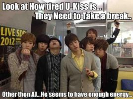 U-Kiss_Needs A Break_MACRO by dancingdots