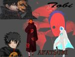Tobi Akats Wallpaper by HakuHiddenMist