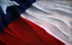 Honor the Texas Flag Wallpaper by Merides