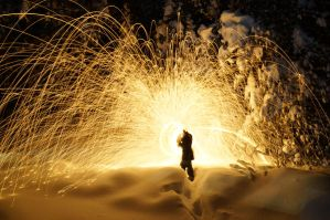 winter warm by Louis8301