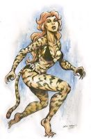 Tigra by ChrisMoreno