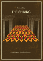 The Shining alt retro poster by traumatron