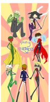 young avengers by sweet-tea