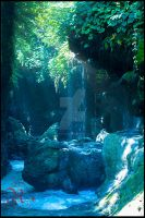 Green Canyon (indonesia) by rezaamuhammad27