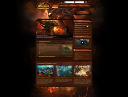 WOW: Cataclysm by Traxlaren