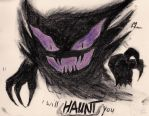 shadow haunter by Marl1nde