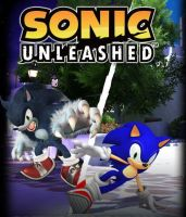 sonic unleashed by Sonicx1661