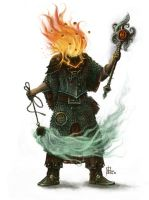Abberant Cleric by mr-nick