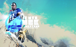 justin tuck by adhdgraphics