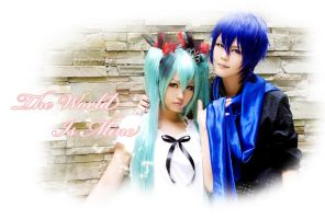 Vocaloid - The world is mine by rinabyakuran