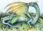 'Draw me like one of your French dragons' by xHideFromTheSunx