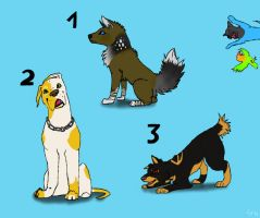 Draw Adoptables 2 [OPEN] by TheCookylee