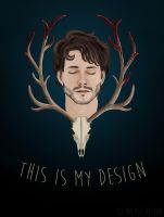 Will Graham by xniiicole