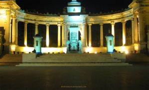 The Unknown Soldier Memorial by thefreewolf